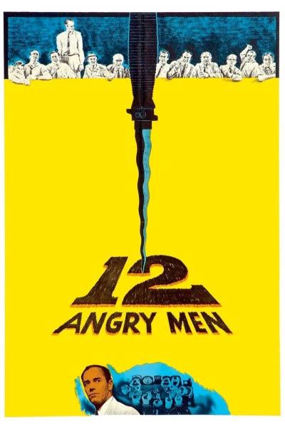 پوستر 12 مرد عصبانی