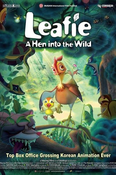 پوستر لیفی، مرغی در حیات وحش