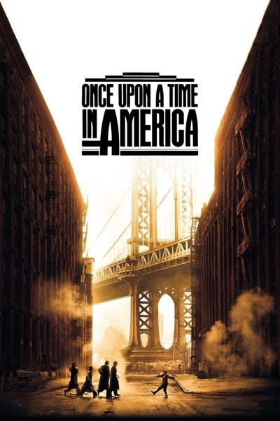 پوستر روزی روزگاری در آمریکا