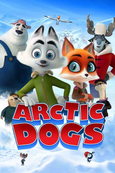 پوستر سگهای قطبی