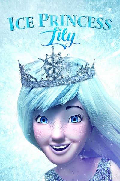 پوستر لیلی پرنسس یخی