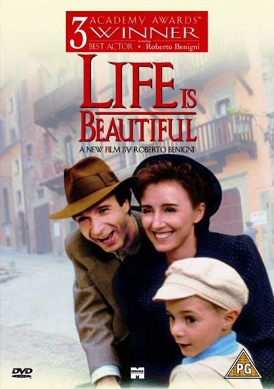 پوستر زندگی زیباست