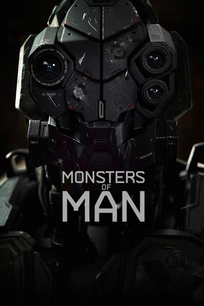 پوستر هیولاهای انسان