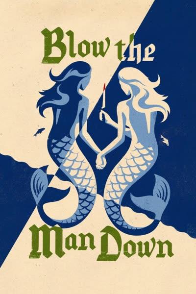 پوستر مرد را غرقکن