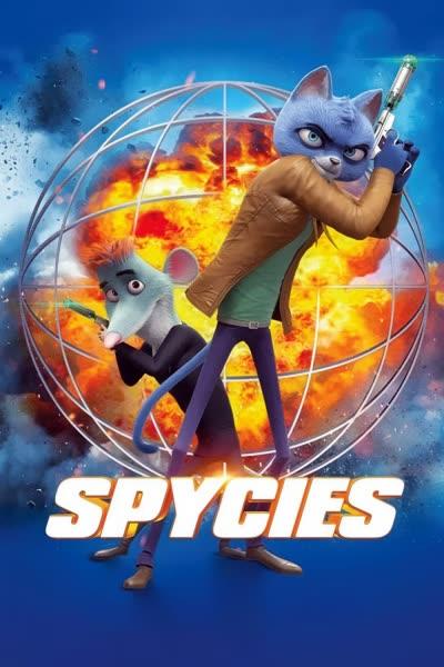 پوستر جاسوسان