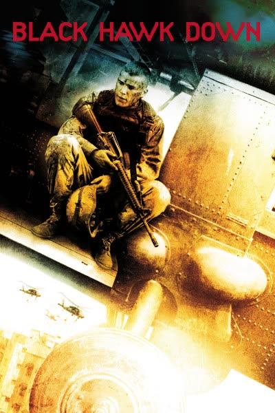 پوستر سقوط شاهین سیاه