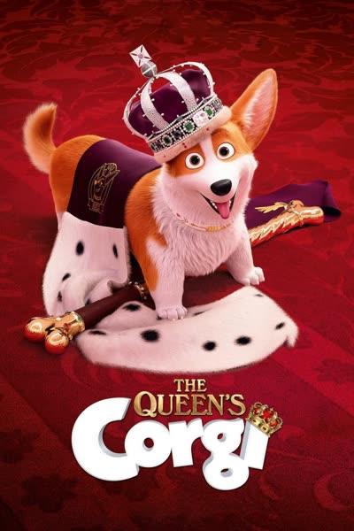 پوستر سگ ملکه