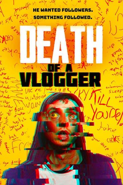 پوستر مرگ یک وبلاگر