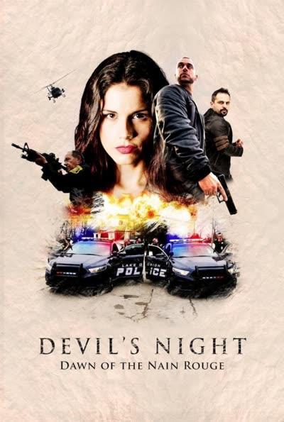 پوستر شب شیطان: ظهور نین راگ