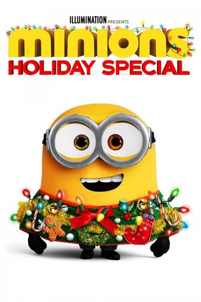 پوستر مینیون ها در تعطیلات ویژه