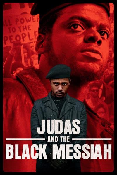 پوستر یهودا و مسیح سیاه