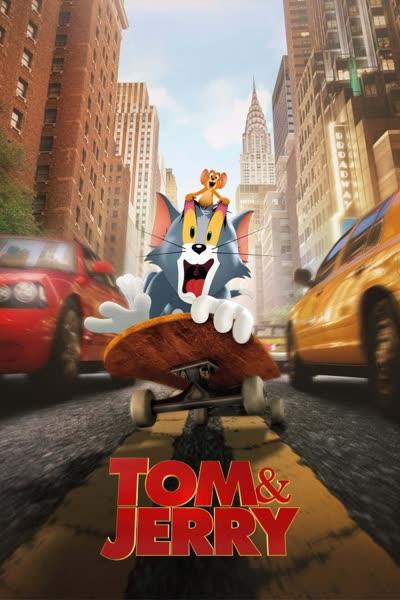 پوستر تام و جری