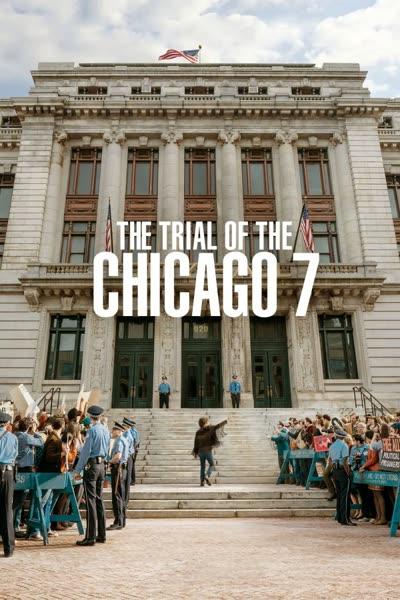پوستر دادگاه شیکاگو 7