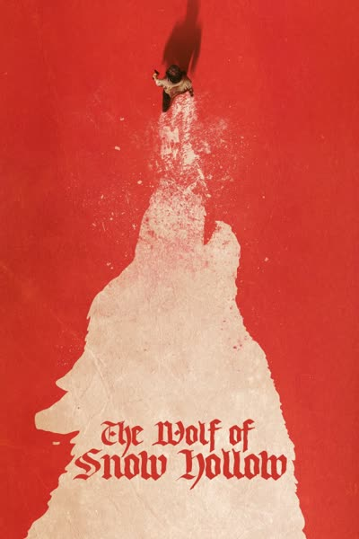 پوستر گرگ برف توخالی