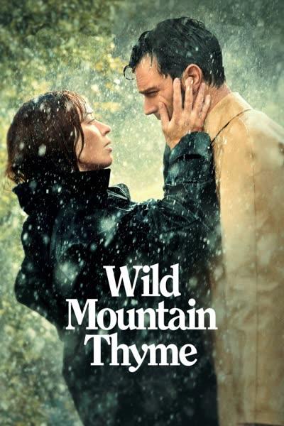 پوستر آویشن کوهستان وحشی