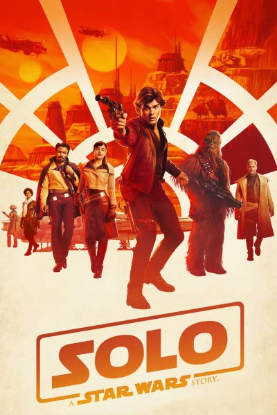 پوستر سولو: داستانی از جنگ ستارگان