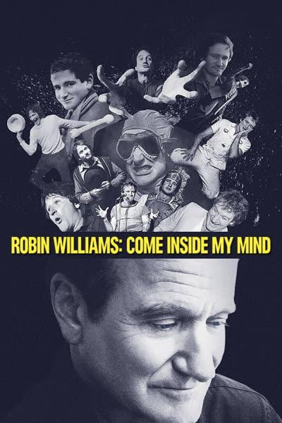 پوستر رابین ویلیامز: بیا تو ذهن من