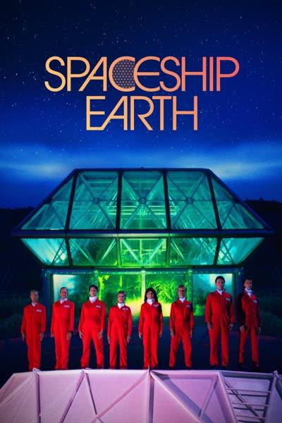 پوستر سفینه فضایی زمین