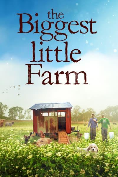 پوستر بزرگترین مزرعه کوچک