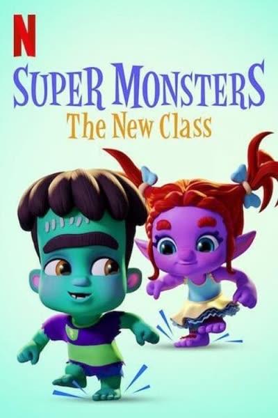 پوستر هیولاهای فوق العاده کلاس جدید