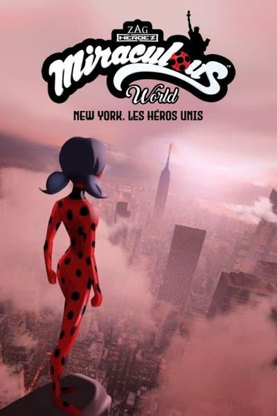 پوستر دختر کفشدوزکی: ماجراجویی در نیویورک