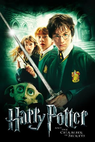 پوستر هری پاتر و تالار اسرار