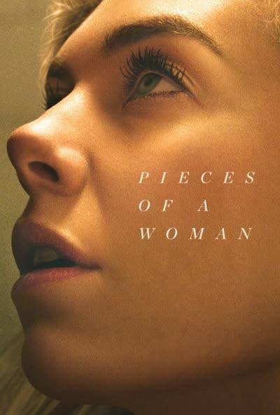 پوستر تکههای یک زن