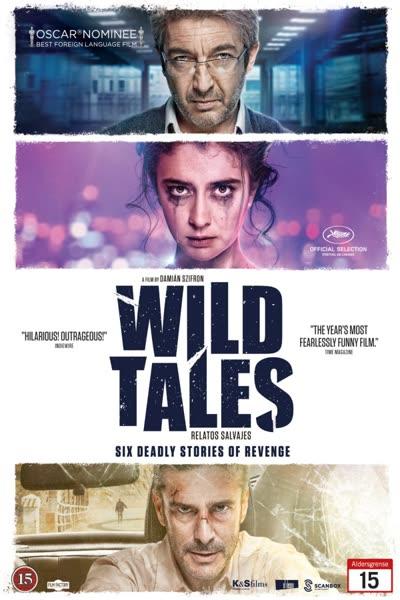 پوستر قصههای وحشی