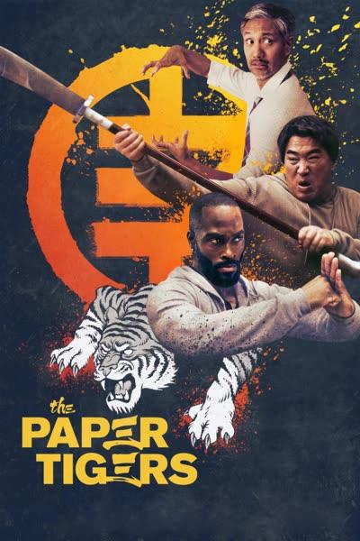 پوستر ببرهای کاغذی