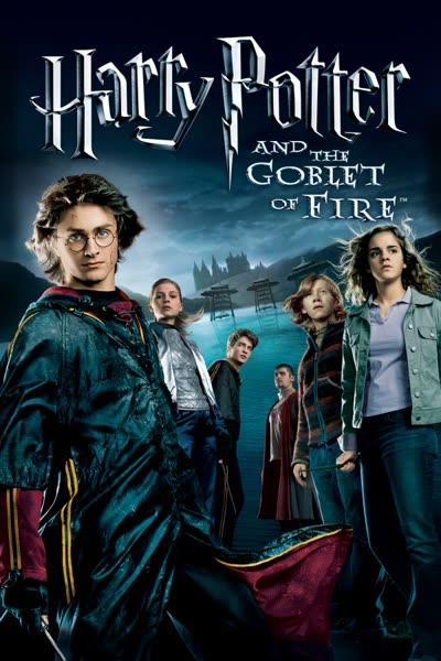 پوستر هری پاتر و جام آتش