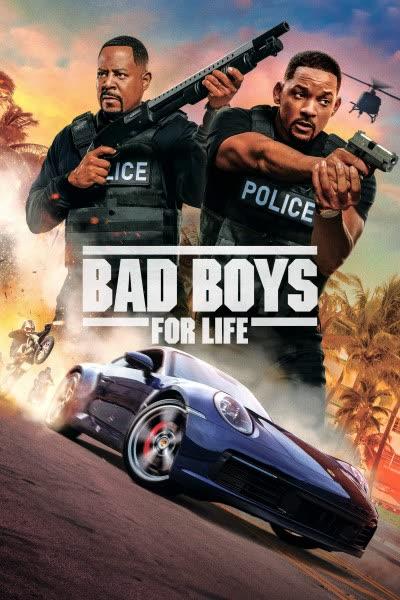 پوستر پسران بد برای زندگی