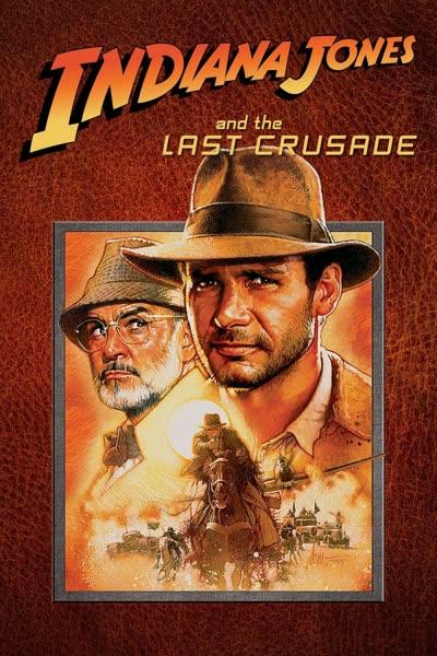 پوستر ایندیانا جونز و آخرین جنگ صلیبی