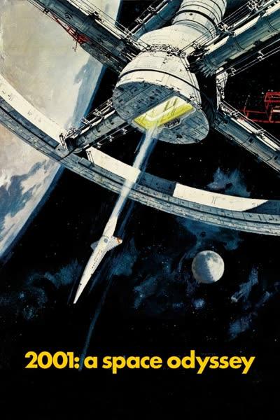 پوستر ۲۰۰۱: اُدیسهی فضایی
