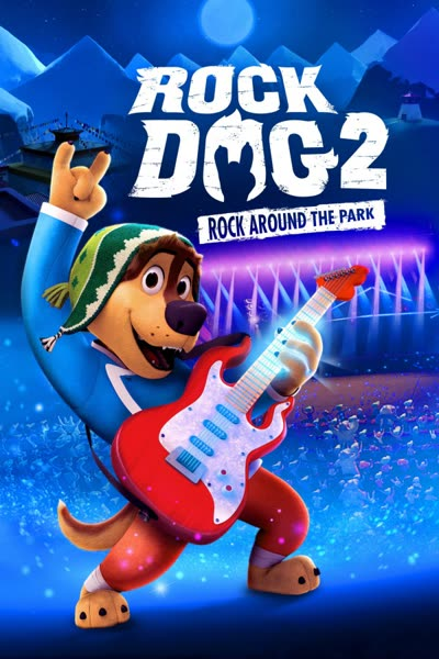 پوستر سگ راک 2: راک اطراف پارک