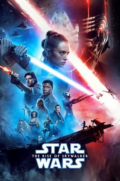 پوستر جنگ ستارگان: خیزش اسکای واکر