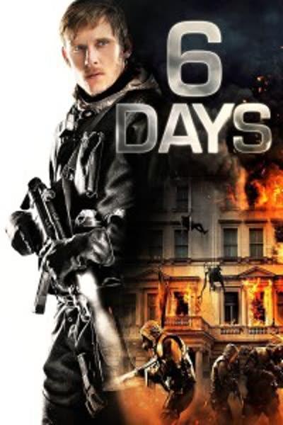 پوستر 6 روز