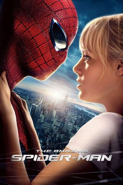 پوستر مرد عنکبوتی شگفتانگیز