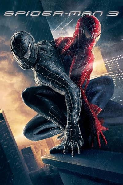 پوستر مرد عنکبوتی ۳