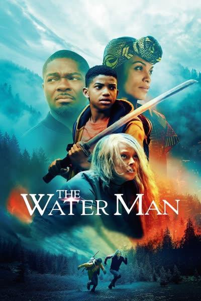 پوستر مرد آبی