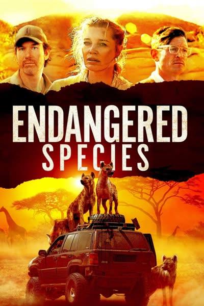پوستر گونه های در حال انقراض