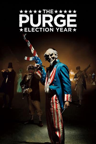 پوستر فیلم پاکسازی : سال انتخابات