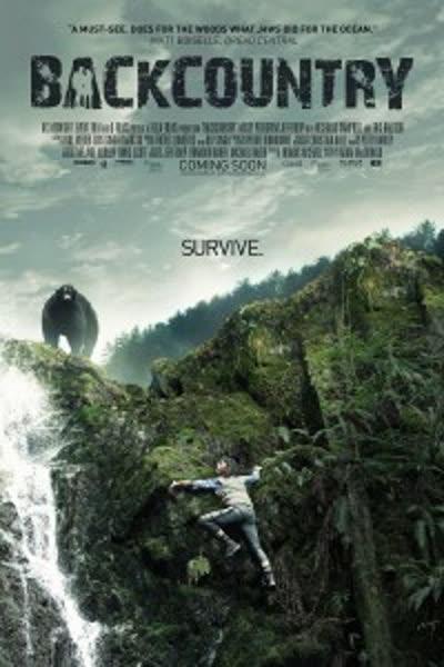 پوستر در دل جنگل