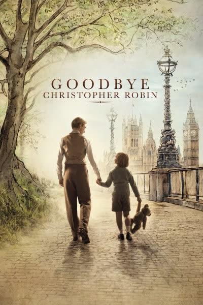 پوستر خداحافظ کریستوفر رابین