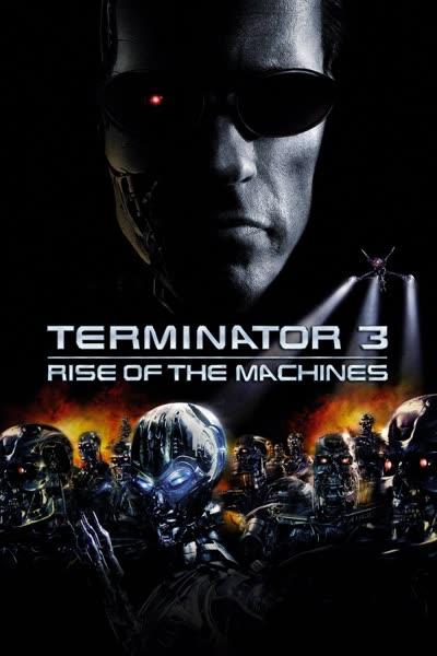 پوستر نابودگر۳: ظهور ماشینها