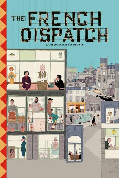 پوستر گزارش فرانسوی