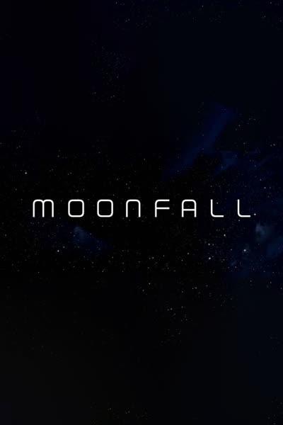 پوستر سقوط ماه