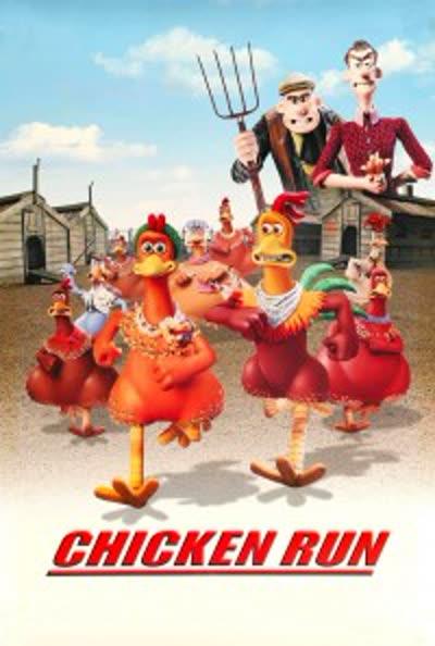 پوستر فرار مرغی