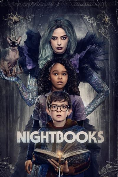 پوستر کتابهای شبانه