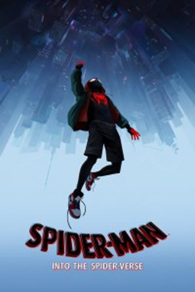 پوستر مرد عنکبوتی: به درون دنیای عنکبوتی