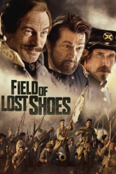 پوستر زمینه کفشهای گمشده